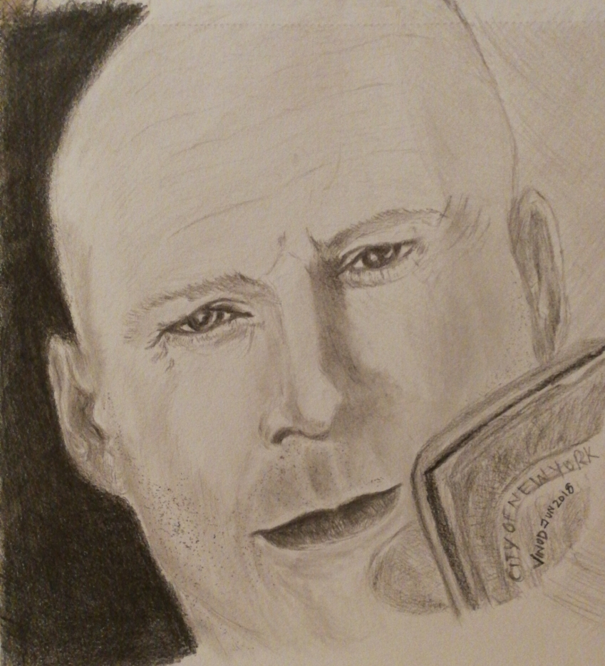 Bruce Willis par vinodnair